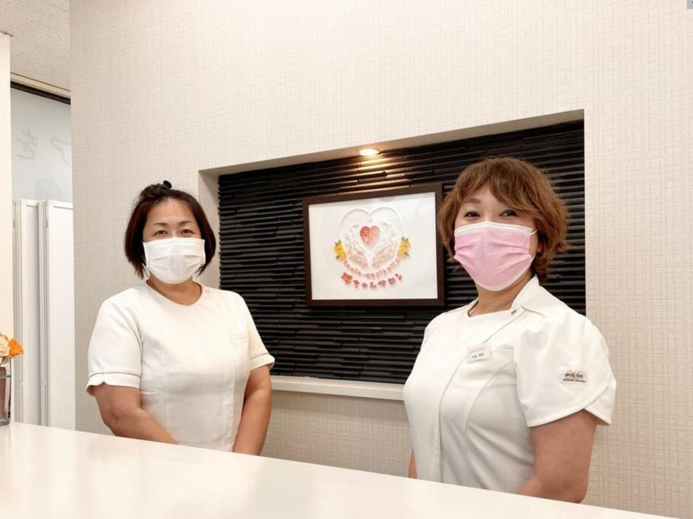 佐賀大医学部近くにソシオエステサロン 重度障害者・珠ちゃんの基金を元に開設
